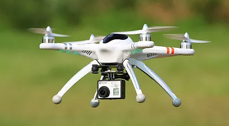Programming with an Emphasis in Drone Technology